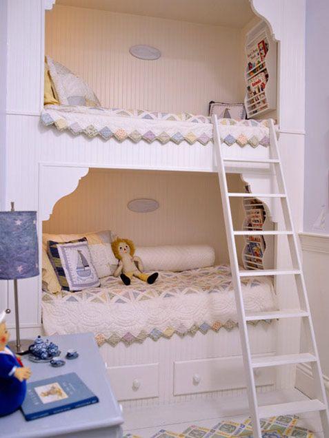 LUV DECOR: Um quarto para 2!! Quarto de criança * Childreyn's Room