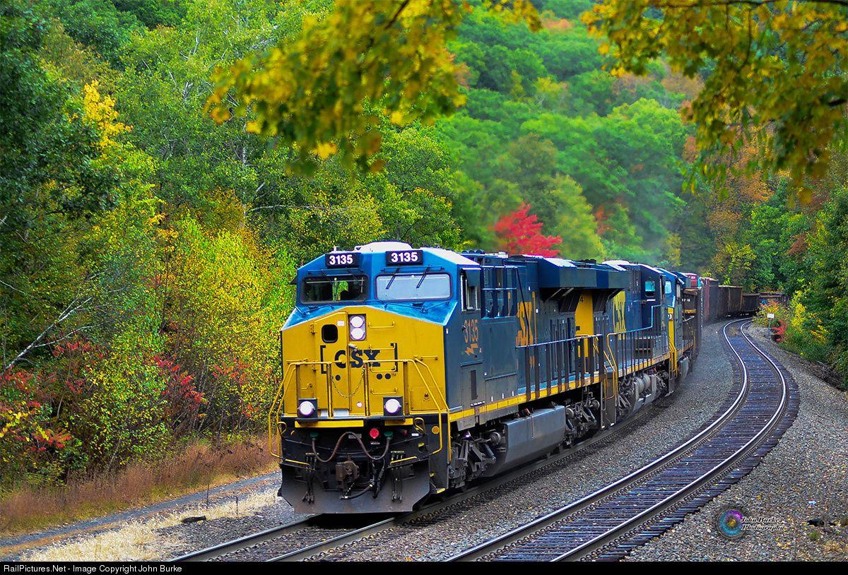 RailPictures Net Photo: CSXT 3135 CSX Transportation (CSXT