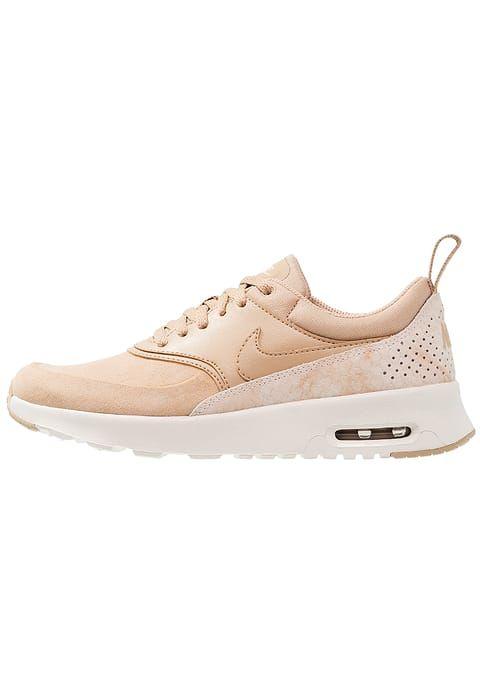 best website 5901f c16f9 Nike Sportswear AIR MAX THEA PRM - Sneakers laag - linen sail - Zalando.