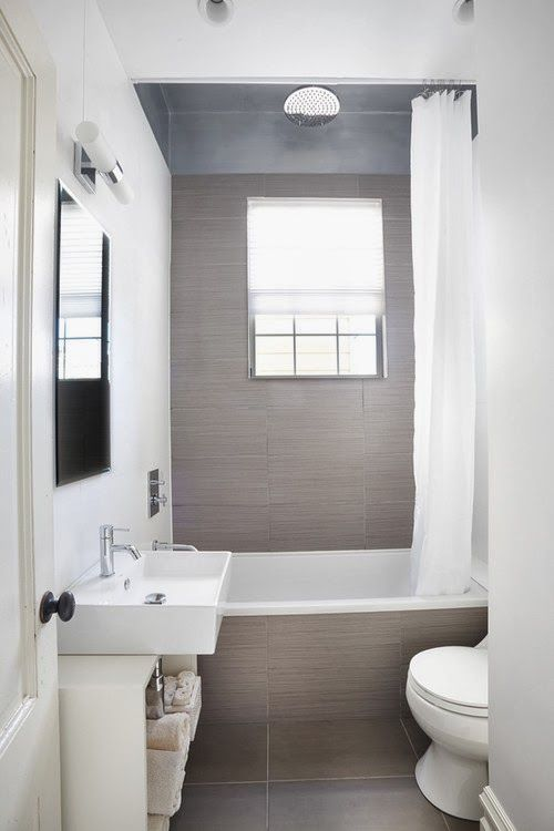 1000 images about salle de bain on pinterest purple bathrooms design and ps - Mini Salle De Bain Design