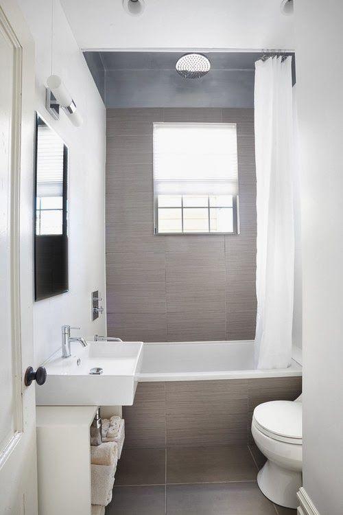 20 banheiros pequenos para você se inspirar (parte 2