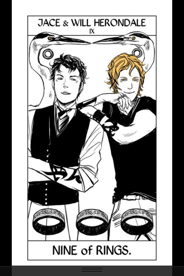 Oh I love the herondale boys!!