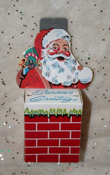 often in the 40s and 50s these christmas candy boxes were used as a form of advertising description from blogvintagestreetmarketcom i searche - Christmas Candy Boxes