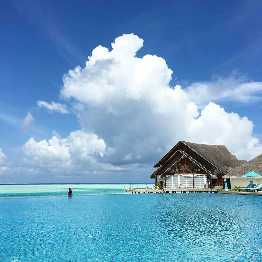 The Maldives Island - Anantara Dhigu Maldives