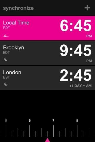 App Store - synchronize