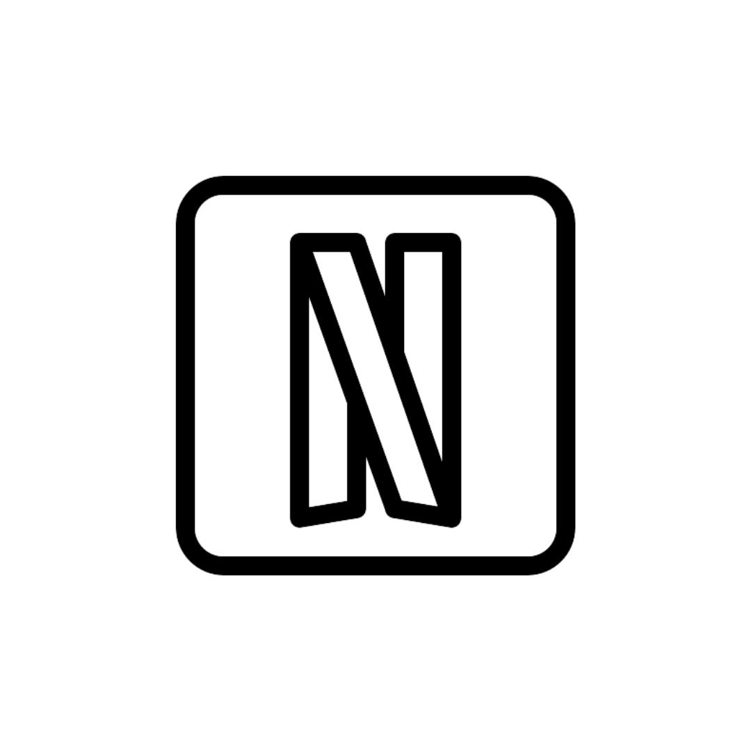 White Black Icons Ios 14 App Icons Aesthetic Icons Iphone Icons Vintage Custom App Icons Ios Theme Minimalistic In 2021 App Icon Iphone Icon Netflix App