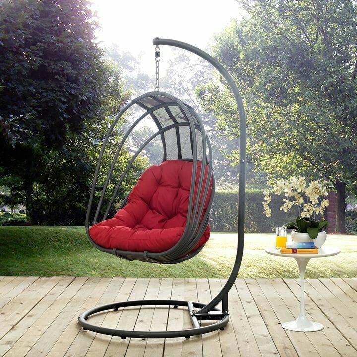 Standalone swing chair, patio Swinging chair, Patio