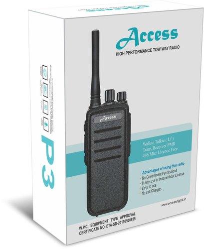 Access P3 Walkie Talkie Walkie Talkie Motorola Access
