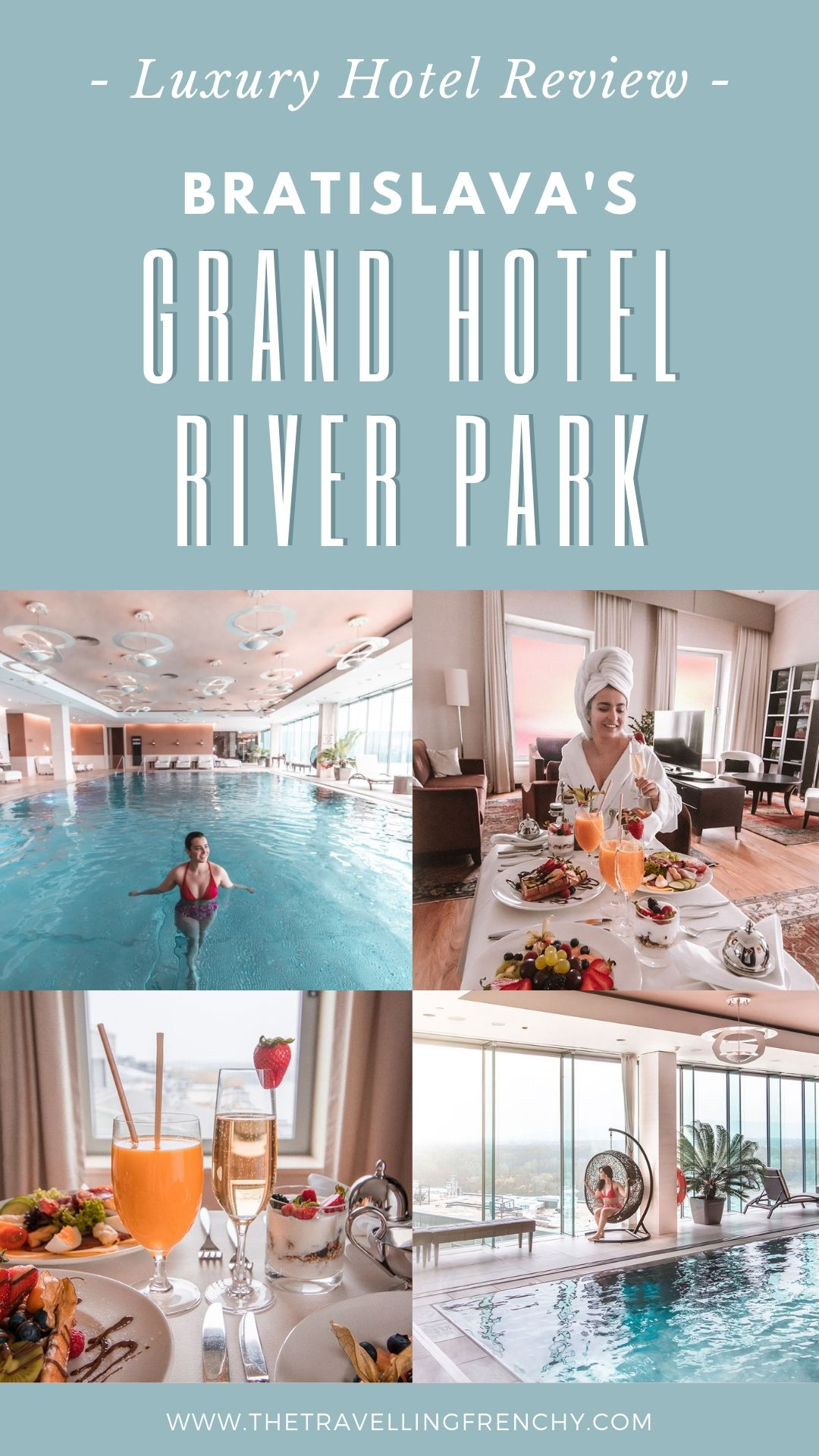 Hotel Review Luxury Stay At The Grand Hotel River Park In