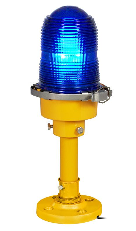 Airport Runway Light Table Lamp, Aviation Desk Lamp