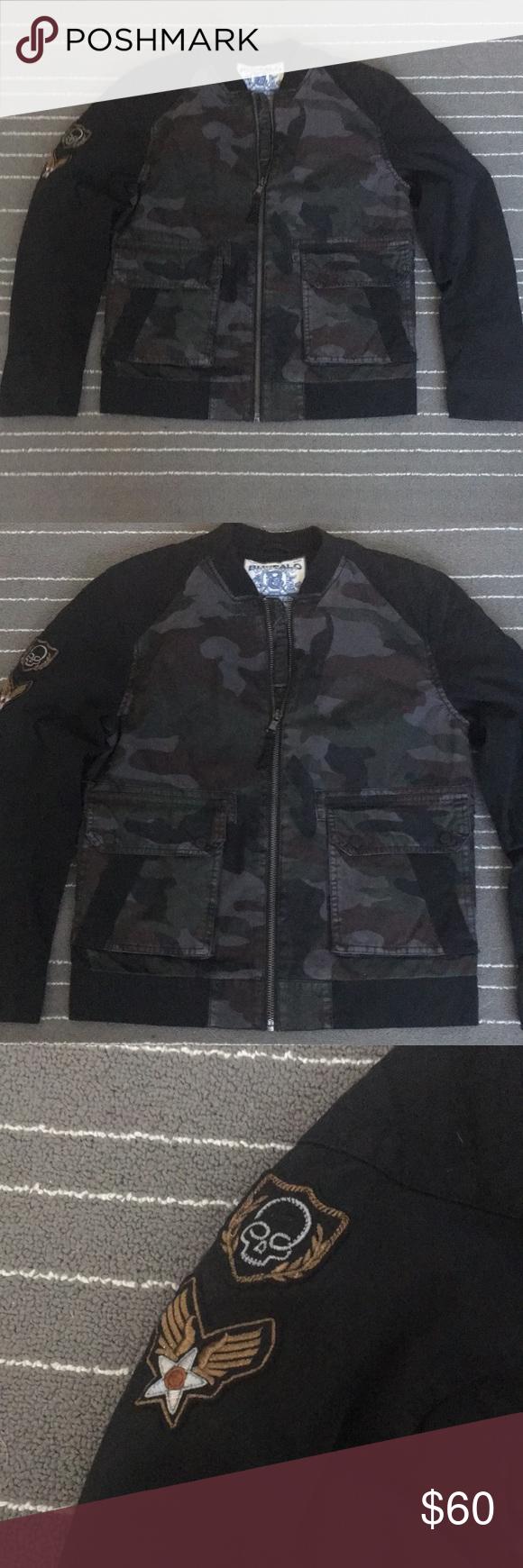 Nwt Buffalo Jeans Camo Jacket Buffalo Jeans Jackets Camo Jacket [ 1740 x 580 Pixel ]