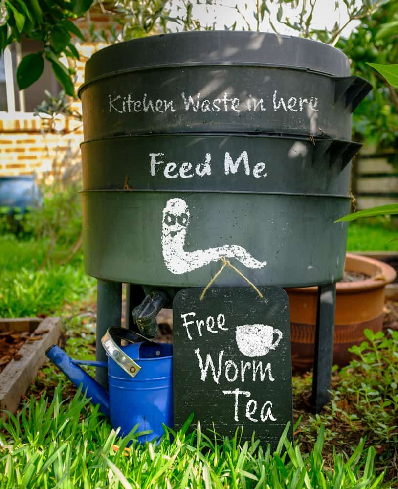 how to make your own vermicompost bin