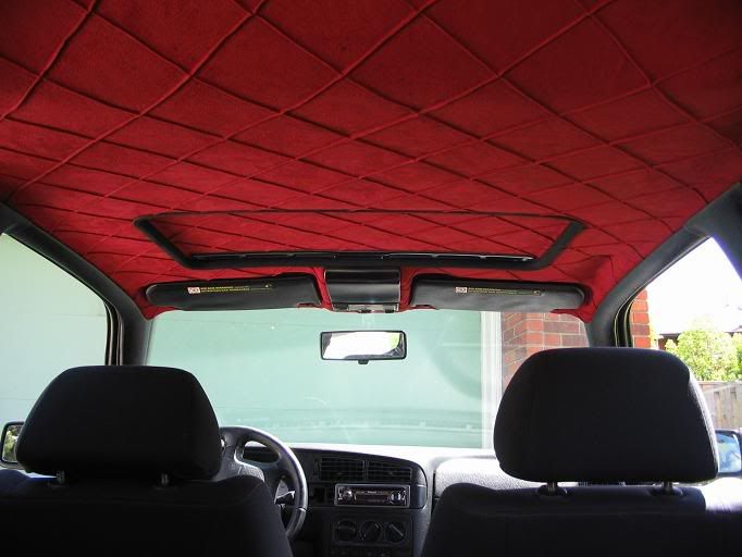 red diamond creases car headliner ideas pinterest custom cars and cars. Black Bedroom Furniture Sets. Home Design Ideas