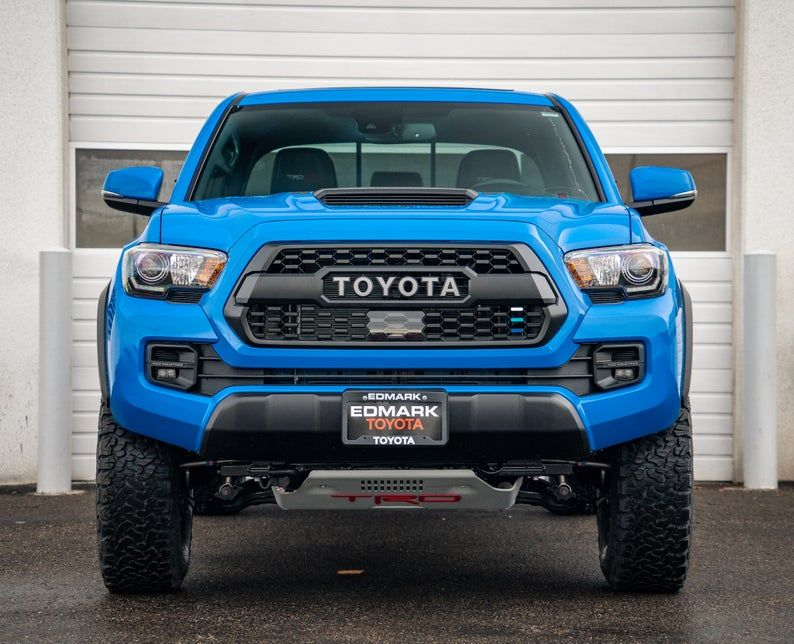 TRD Pro Grille Decals Etsy in 2020 trd
