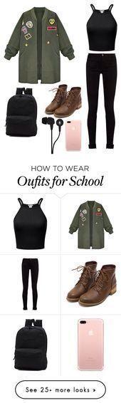 Photo of wie man Outfits für die Schule trägt (Top für Teenager für die Sc