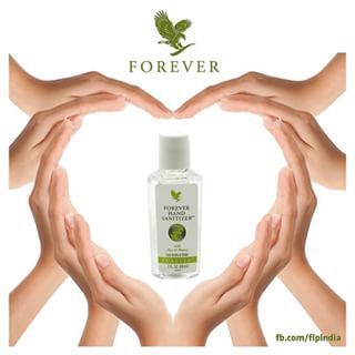 Hand Sanitizer With Aloe Vera And Honey Works As A Moisturizer