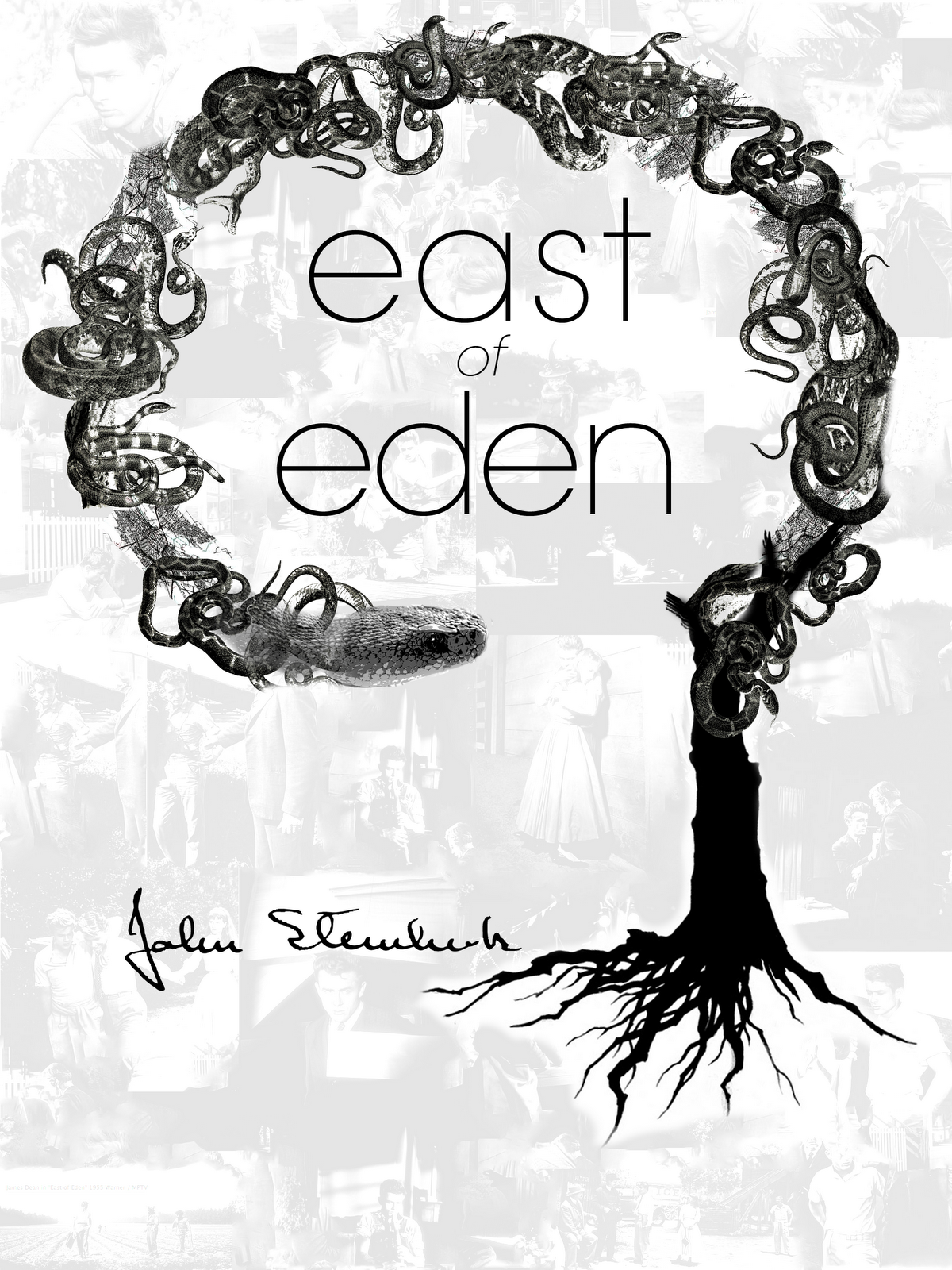 East of Eden Work in Progress East of eden, Music book