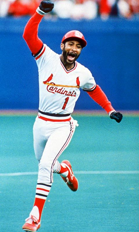 check out e6312 09917 Ozzie Smith, St. Louis Cardinals   Baseball The Greatest ...
