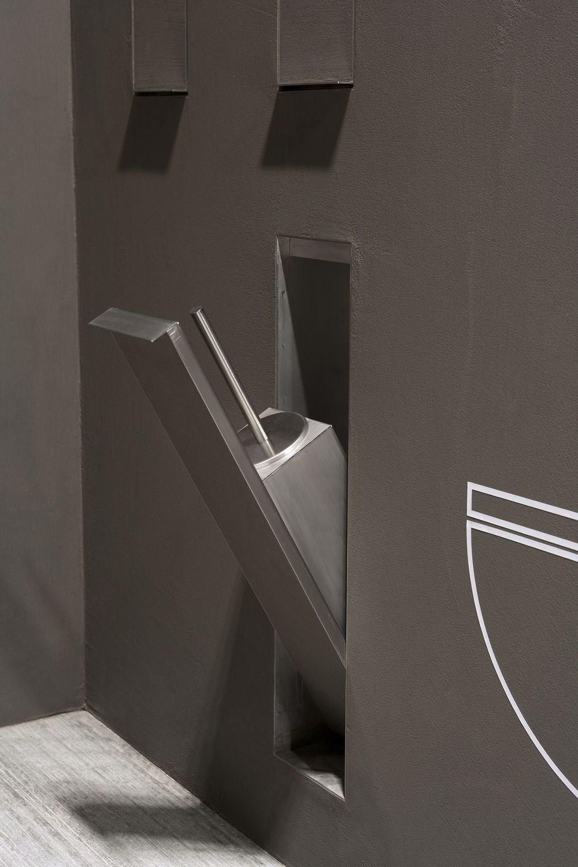 Hidden Toilet Brush Holder Google Search Toilettenburstenhalter Badezimmer Haus Zubehor