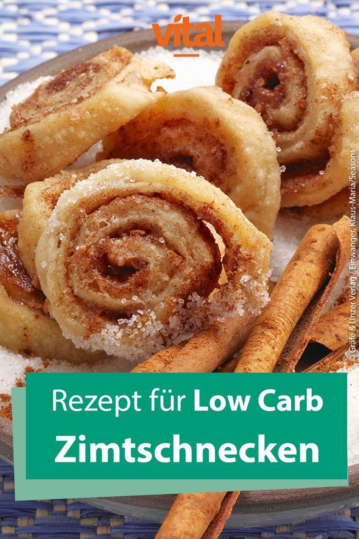 Photo of Low Carb Zimtschnecken