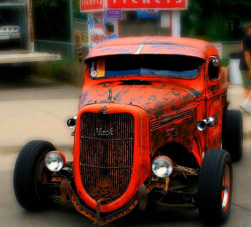 Hot Rod, rat rod - US Trailer would like to buy used trailers in any ...