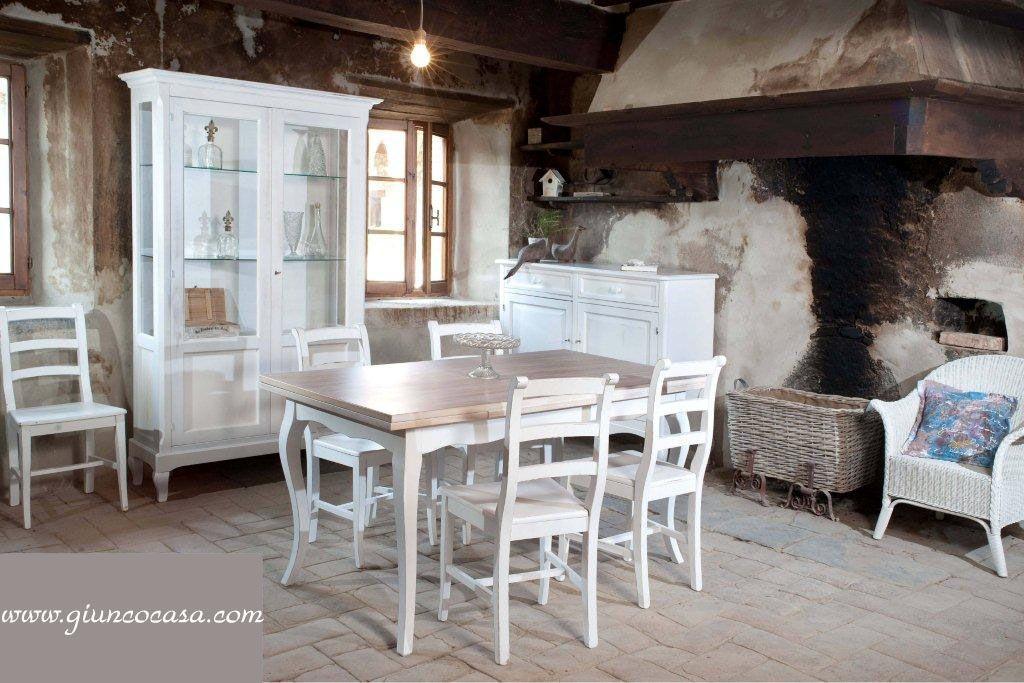 Gallery of divano letto 2 posti rustico country legno chiaro - Sala ...