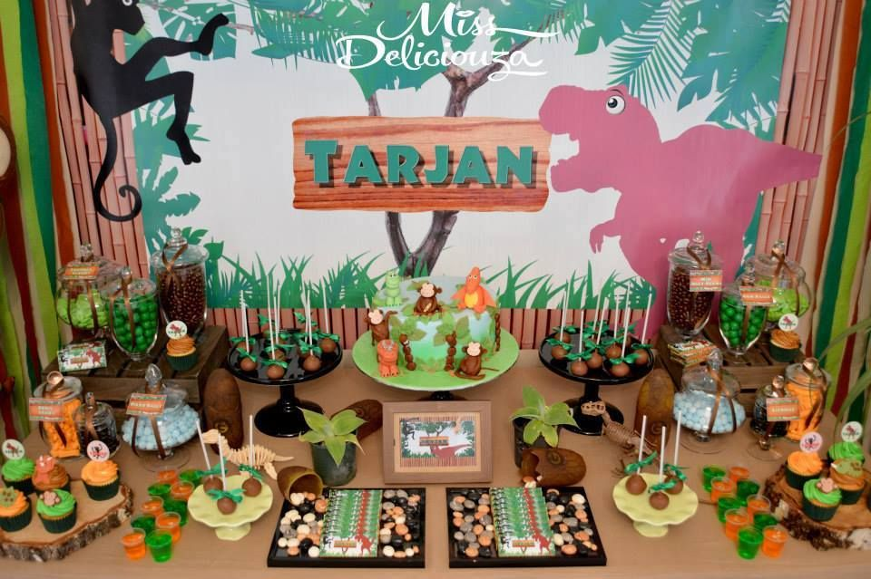 Image result for dinosaur CANDY BUFFET