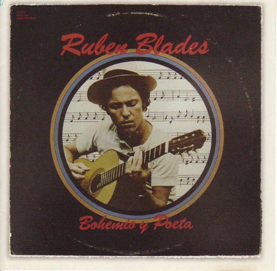 Ruben Blades - Bohemio Y Poetas