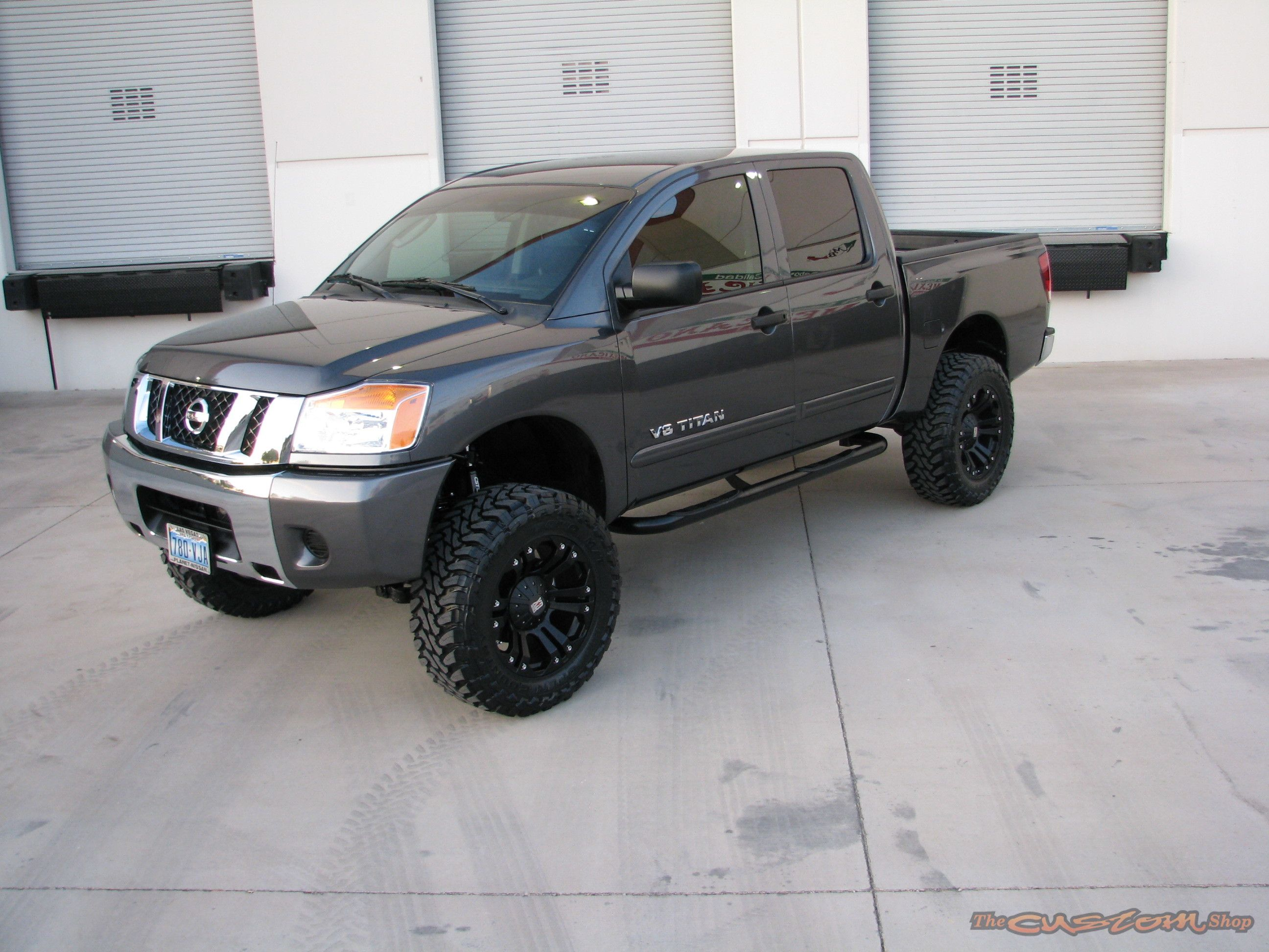 Lifted Nissan Titan >> Image Detail For Nissan Titan 2wd Cst Lifted 2wd Titan