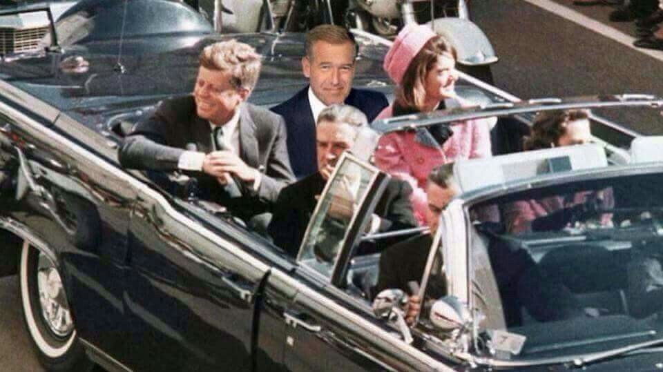 Brian Williams news reporting