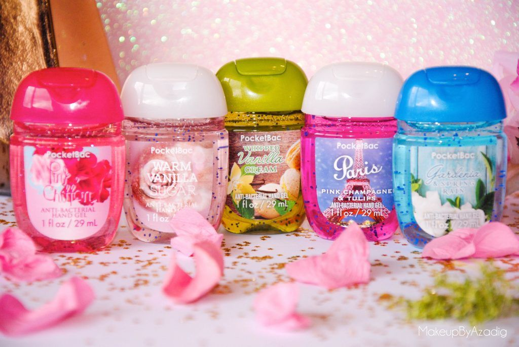 21 Revue Gel Antibacterien Gel Antibacterien Bath Body Works