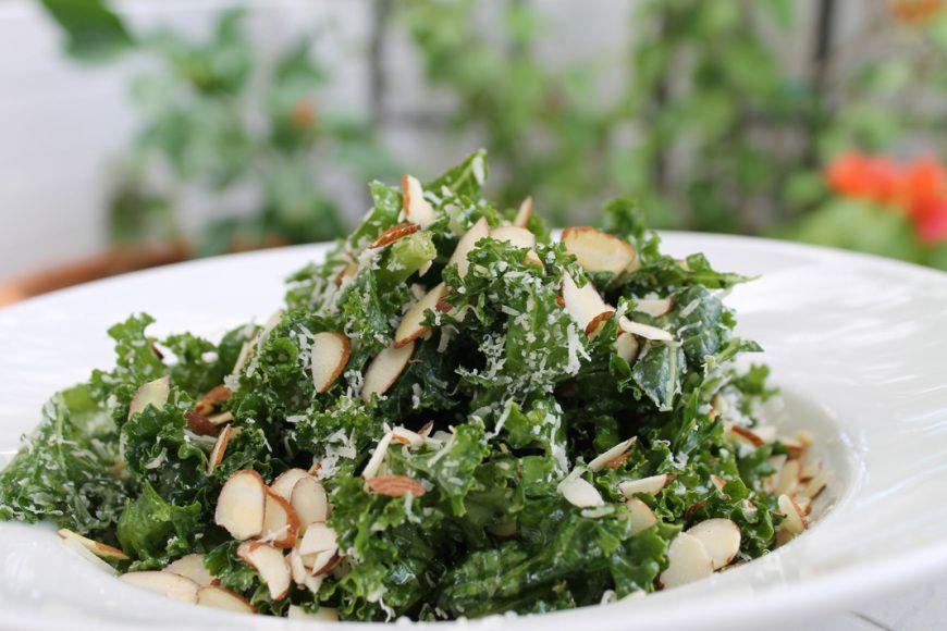 toasted sesame kale salad2