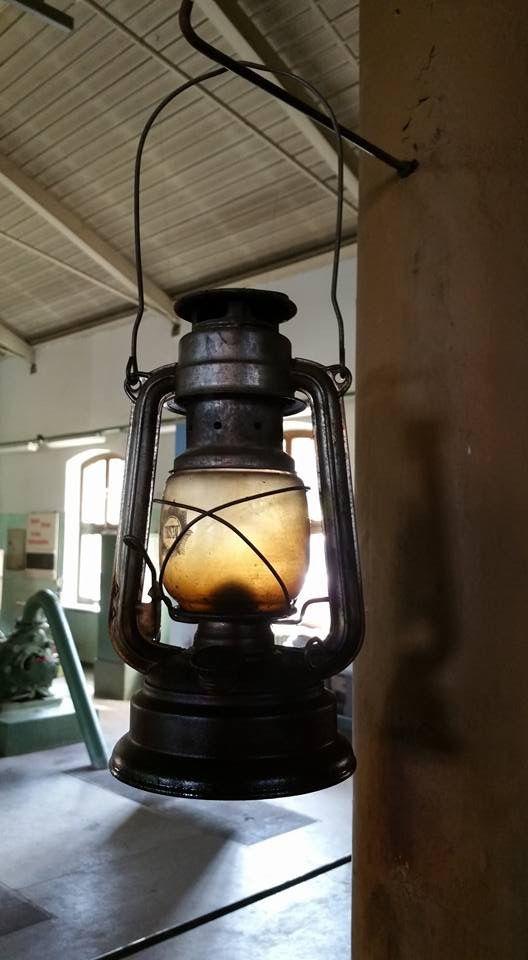 Laterne, Öllampe, Lampe
