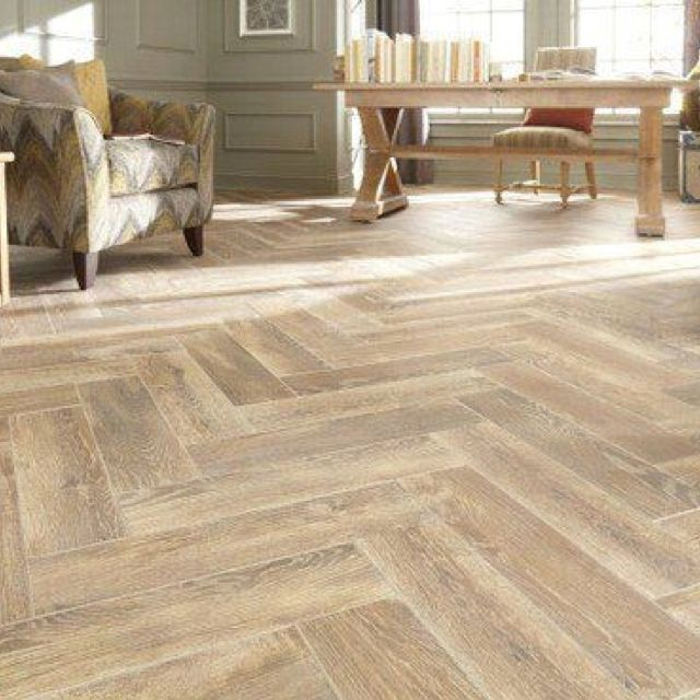 Ceramic Wood Floor As Soon As I Convince Brian The