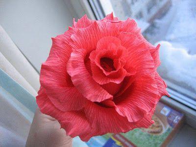 Meu Mundo Craft: Flores para presentear