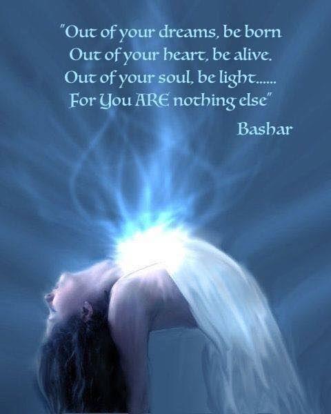 The magic of our Soul #Bashar #magic | True Self | Inspirational