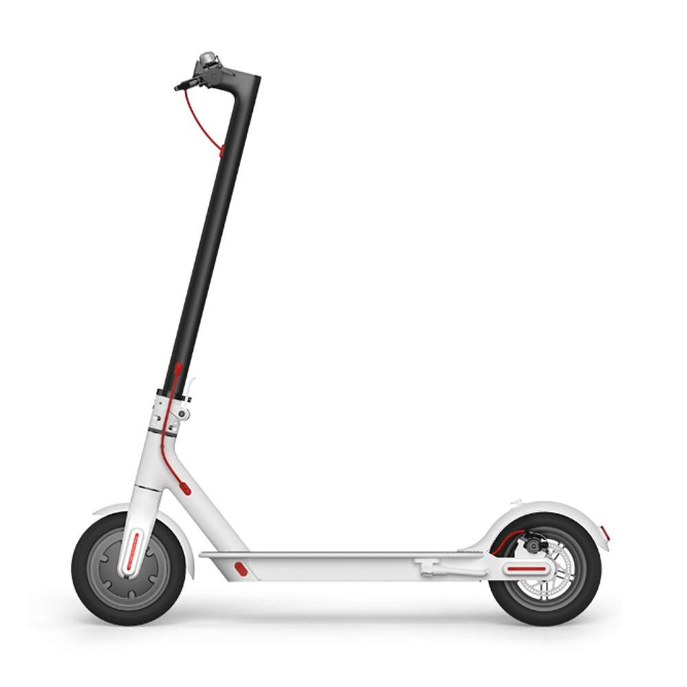 8 5 Inch Two Wheel Quick Folding Electric Scooter Dual Braking System Smart App Control Scooter Ebicycle Velobikes El Elektricheskij Skuter Skutery Samokat