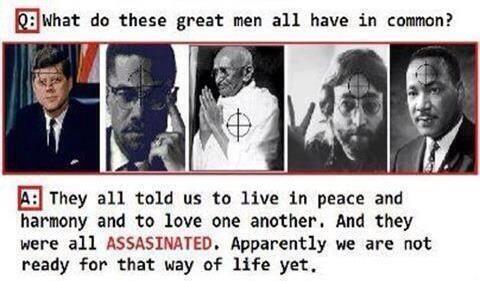 Peace & Harmony?