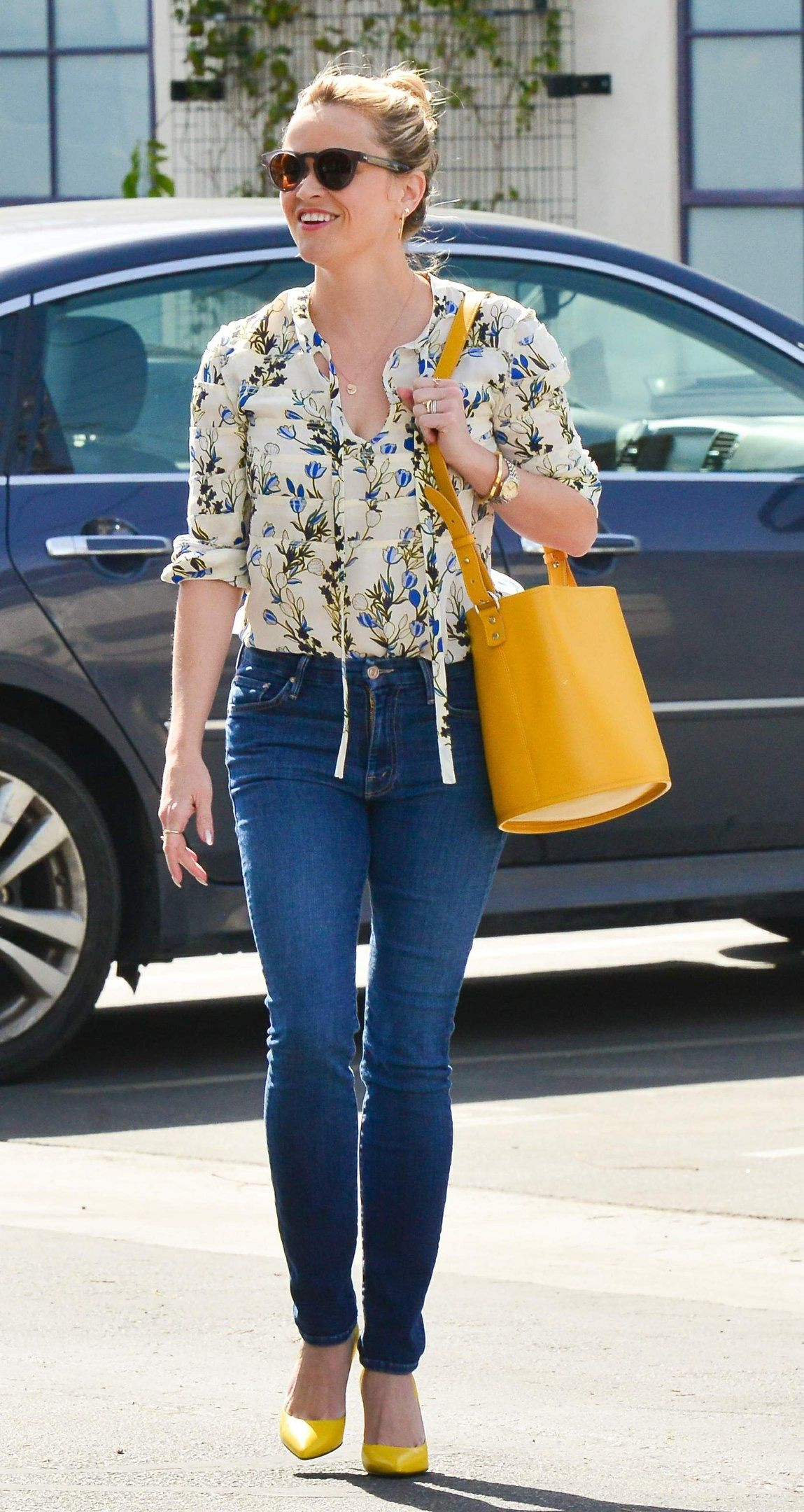 Reese Witherspoons Cute Casual Mom Style Reese Witherspoons Cute Casual Mom Style new pics