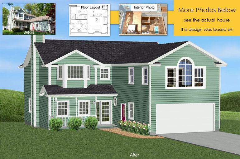 Master suite over garage plans and costs simply for Small house over garage plans