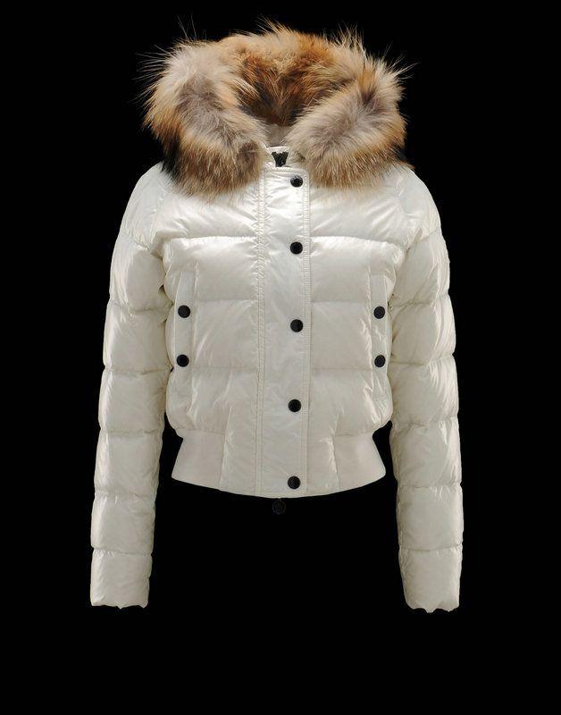 Moncler abrigos para  blancas