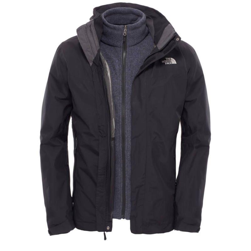 e1c291f944cd THE NORTH FACE Biston Quadclimate Jacket férfi kabát | 3 in 1 kabátok |  Jackets, The north face és Nike jacket