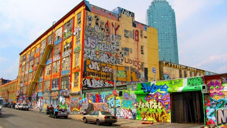 Mass Appeal Nyc Graffiti New York Graffiti Building Art