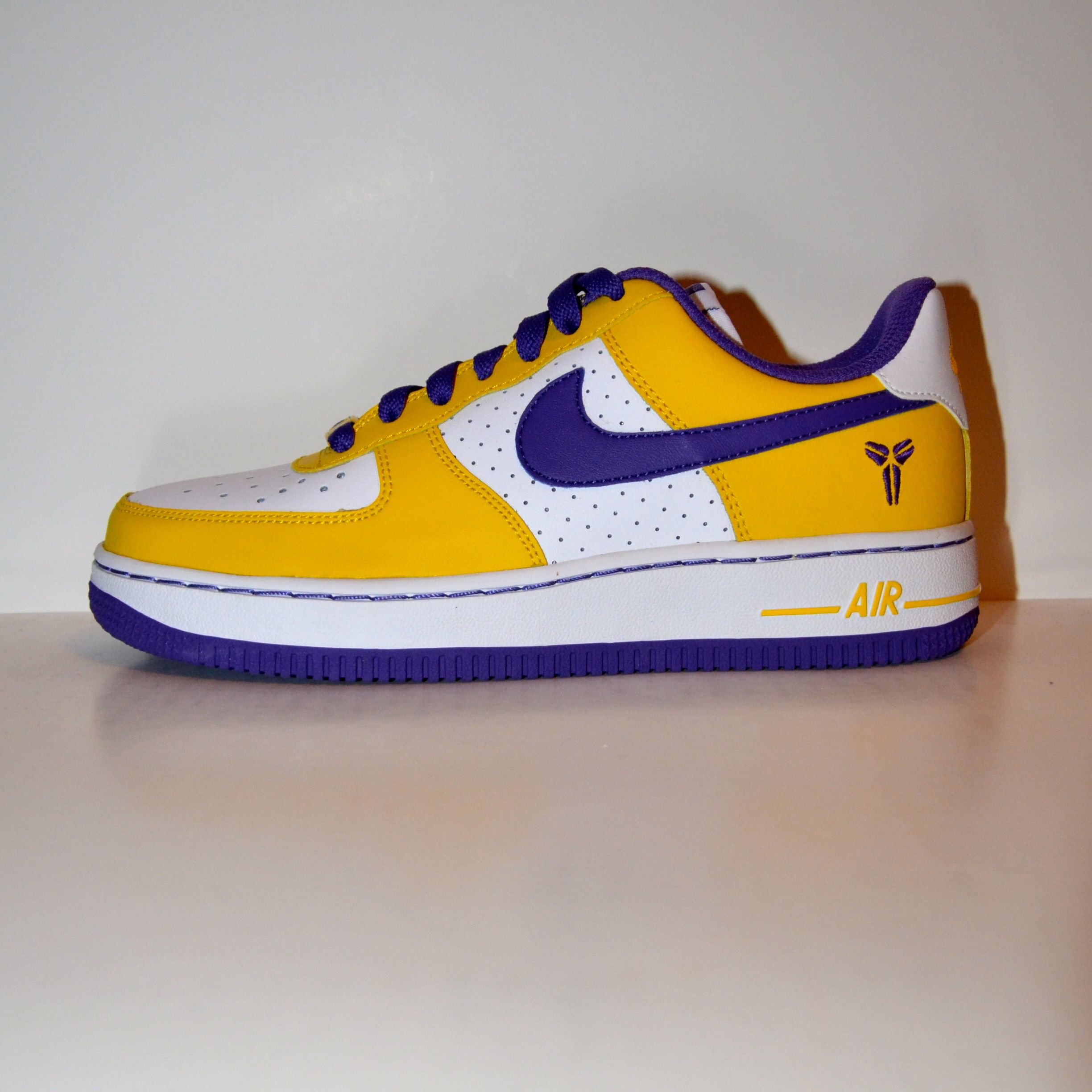 Nike Air Force One Low 'Kobe' Youth DS (1010) OG Box | Nike