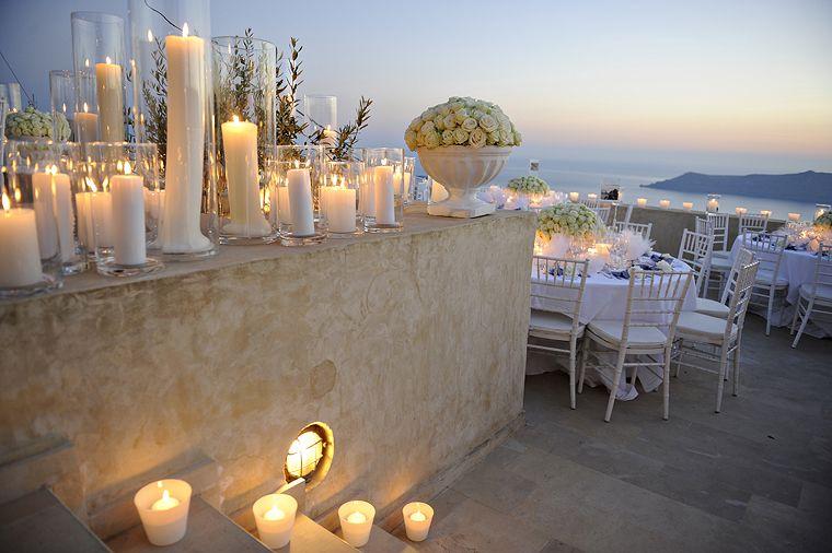 Venue Of The Week Maltese Boutique Hotel In Santorini