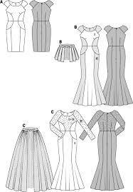 Desenho Tecnico Vestido De Noiva Pesquisa Google