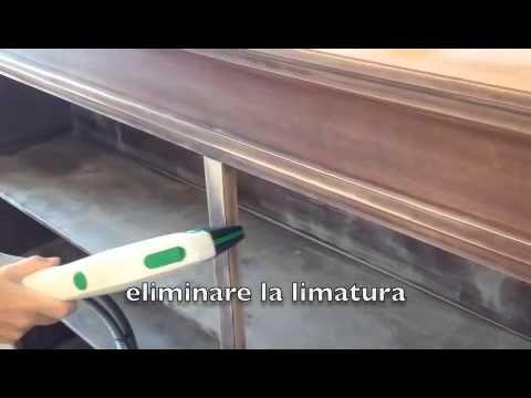 Ristrutturare mobili ~ Come laccare un mobile in casa restauro mobili