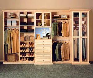 Hora de Arrumar: Dicas básicas para planejar seu closet ou guarda-roupas!