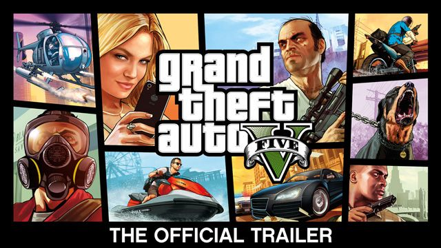 The Official Grand Theft Auto V Trailer Will Be Released This Thursday Rockstar Games Just Announced On Grand Theft Auto Gta 5 Games Grand Theft Auto Series