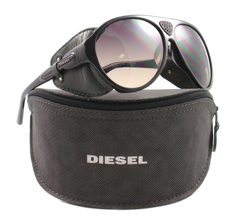 fefcbad56c6b Diesel Sunglasses DL 0028 BLACK 48B DL0028  Diesel
